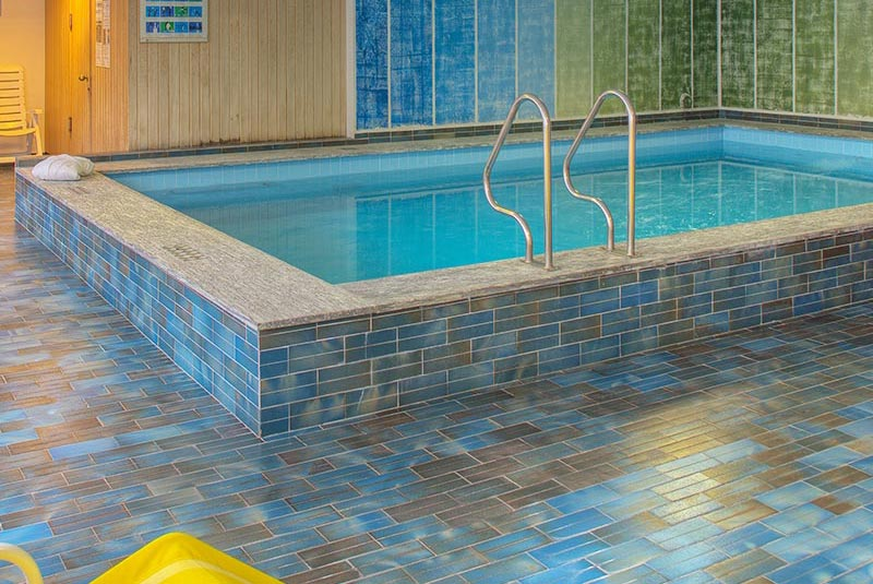 Wellness: Sauna & Pool | Valle Aurina Spa - Residence Hotel Griesfeld